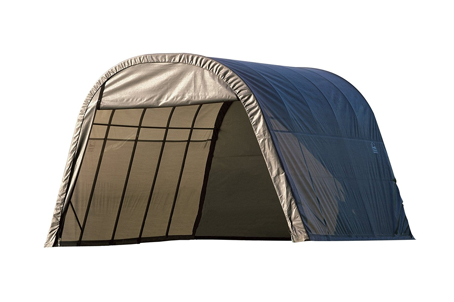 Heavy Duty Tents And Shelters : Instant garage shelter and heavy duty canopy carport