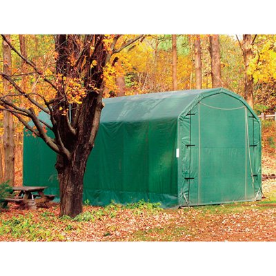 20Ft.L x 12Ft.W x 12Ft.H Snow Rated Instant Barn Garage ...