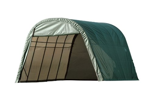 Round Style Shelter and Portable Garage Available in different sizes