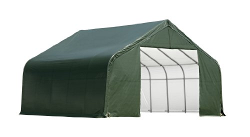 All Weather Peak Style Portable Garage and Shelter At Best Price